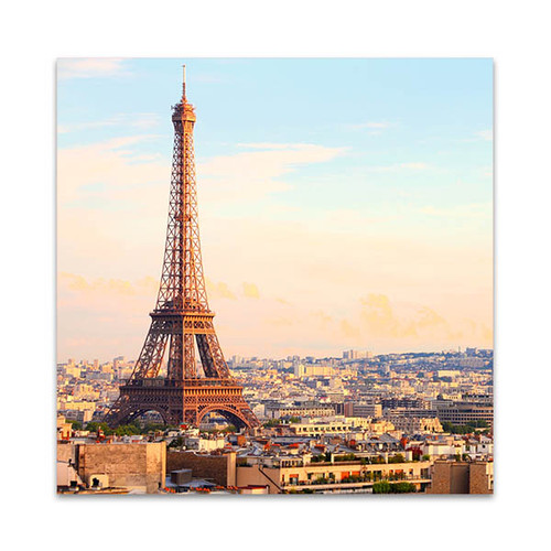 When in Paris Art Print