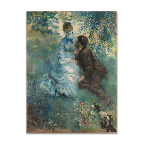 Renoir   Lovers