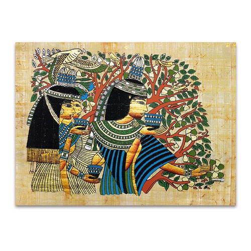 Egyptian Ritual Wall Art Print