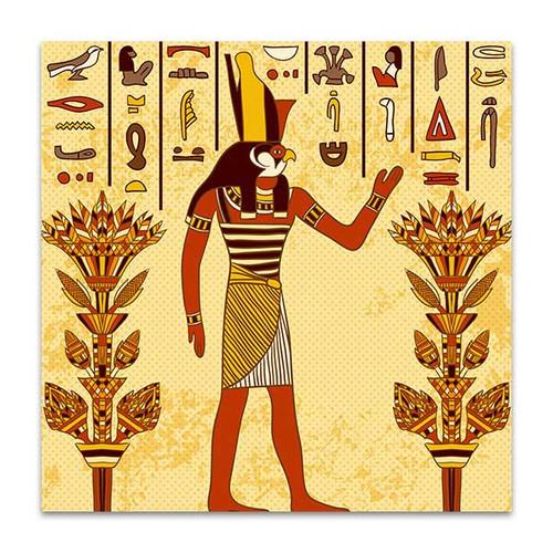 God of Ancient Egypt Art Print