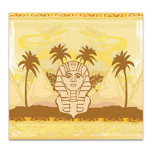 Great Sphinx of Giza Art Print