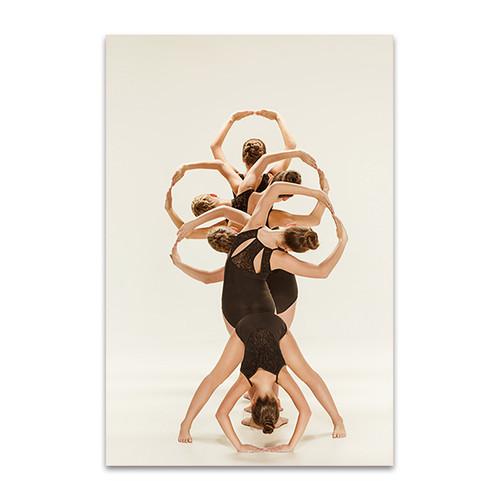 Beauty Ballerinas Art Print