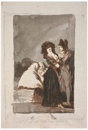 'Goya: Drawings from the Prado Museum' at the NGV International: Information