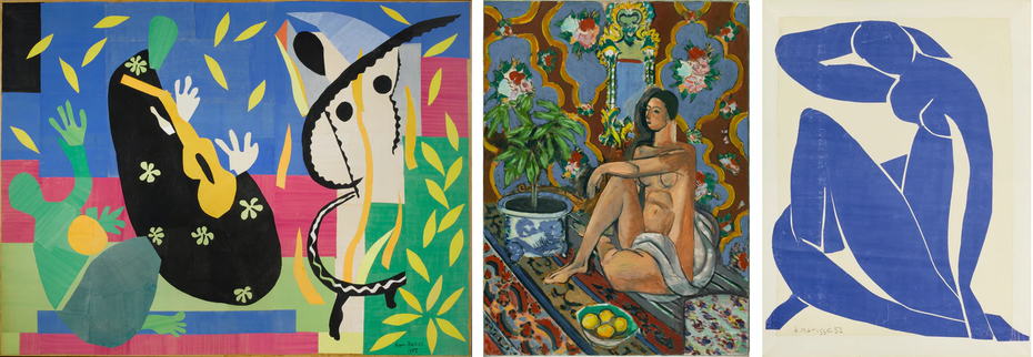 'Matisse: Life & Spirit' Art Exhibit at the Art Gallery of NSW: Information