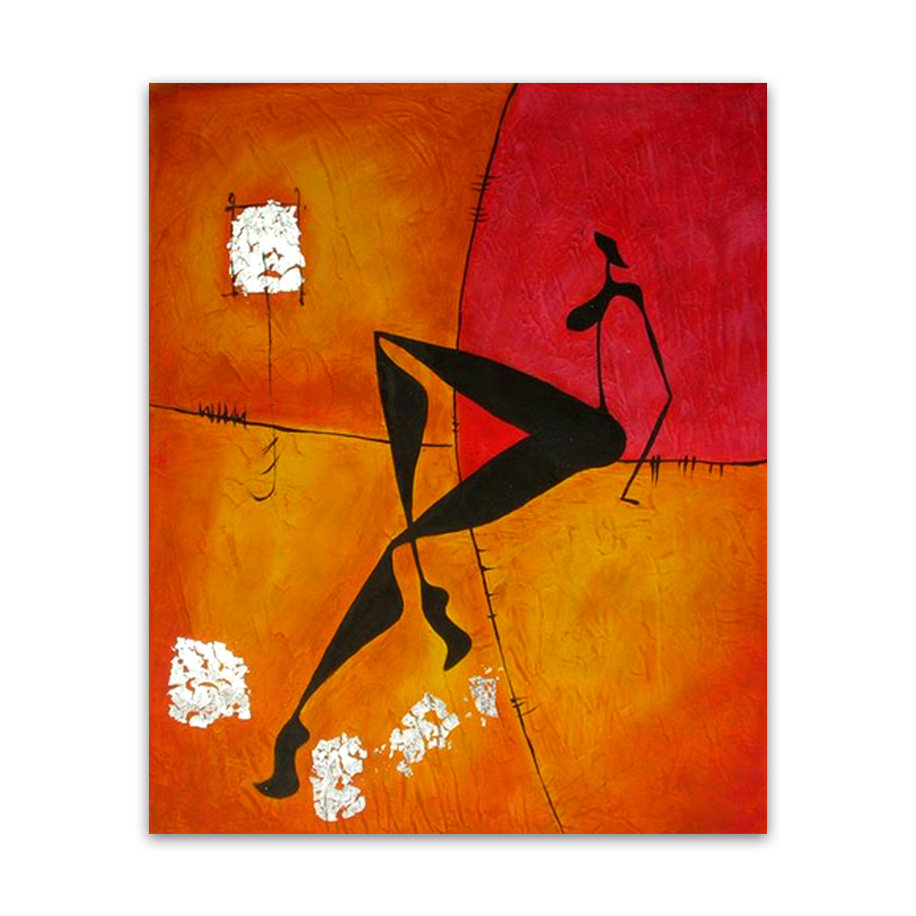 Canvas contemporary art for sale online · relax