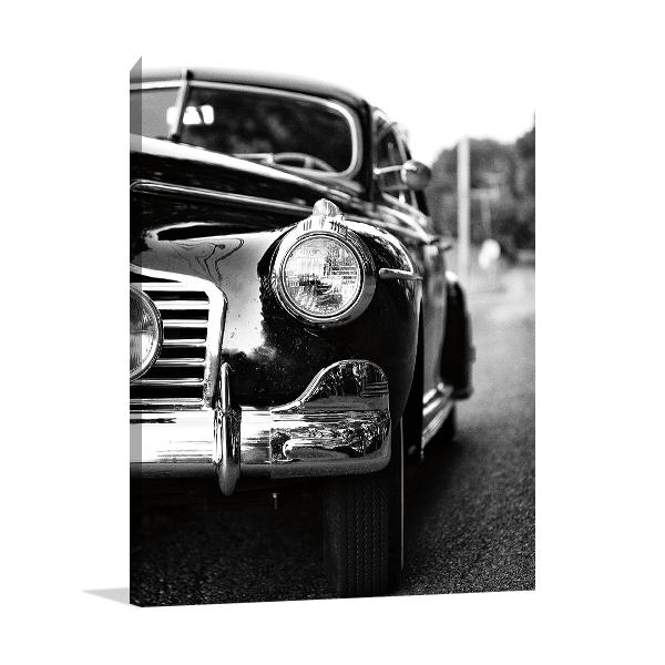 Classic Car II Wall Art Print