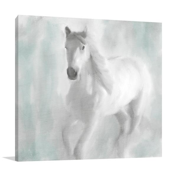 In the Mist Wall Art Print