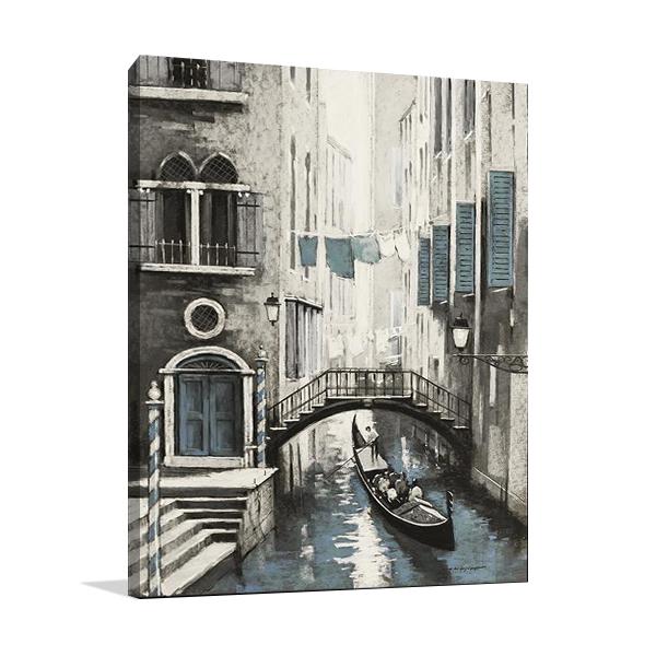 Old Venice I Wall Art Print