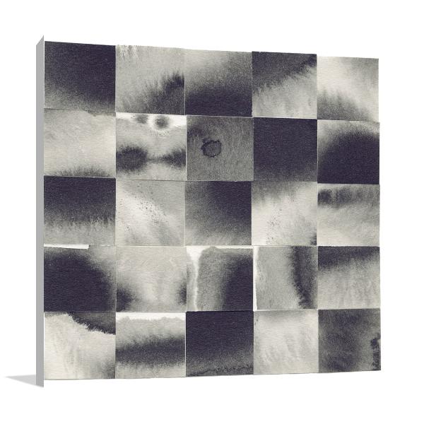 Squares III Wall Art Print