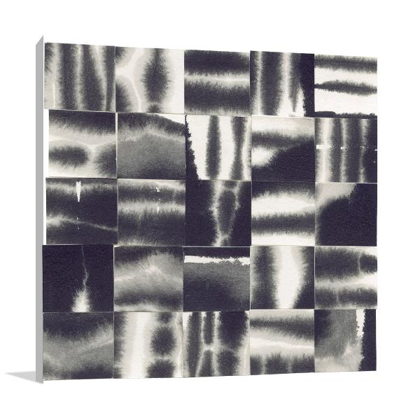 Squares IV Wall Art Print
