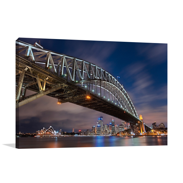 Sydney Harbour Bridge Wall Art Print