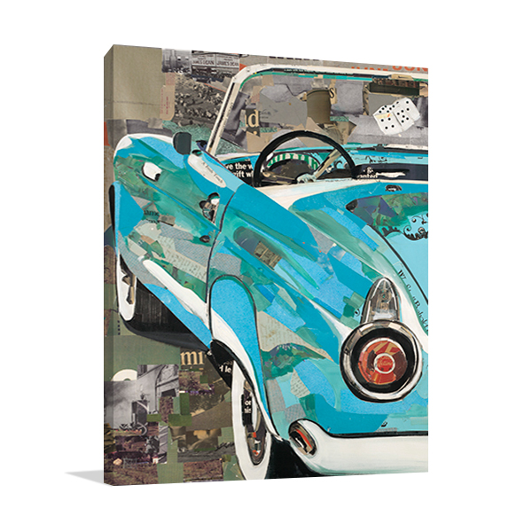 Thunderbird Wall Art Print