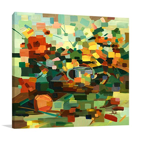 Untitled II Wall Art Print