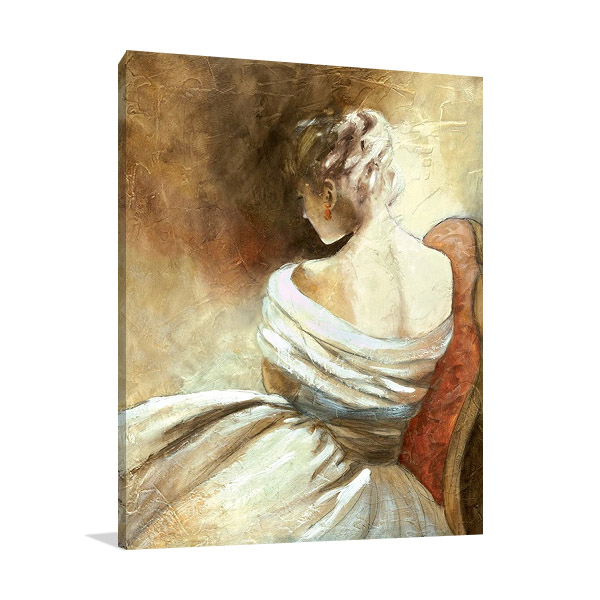 A Quiet Refrain II Print | Carol Robinson