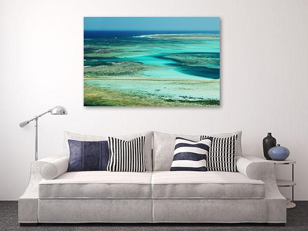 Abrolhos Perth Art Print Ocean Wall Art Photo Print