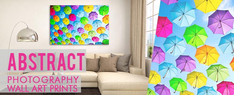 Abstract Canvas Print Wall Art