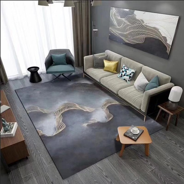 Abstract Modern Rug Carpet Perth Australia
