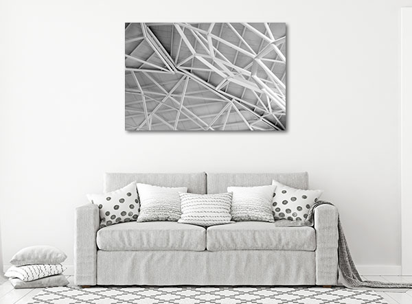 Abstract Lines Canvas Prints