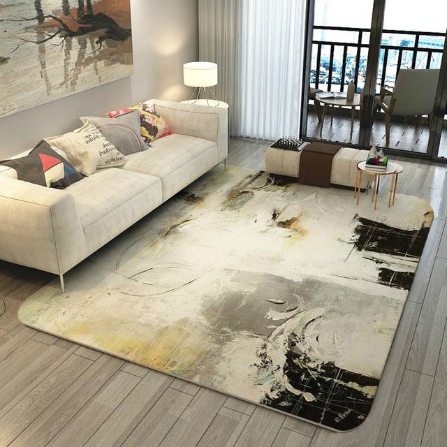 Abstract Modern Rug-Carpet Melbourne
