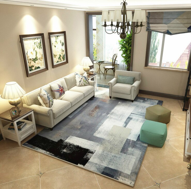 Abstract Ink Area Rugs | Sydney | Brisbane