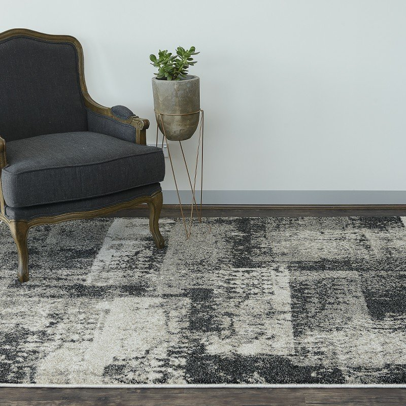 Contemporary Abstract Rugs Perth