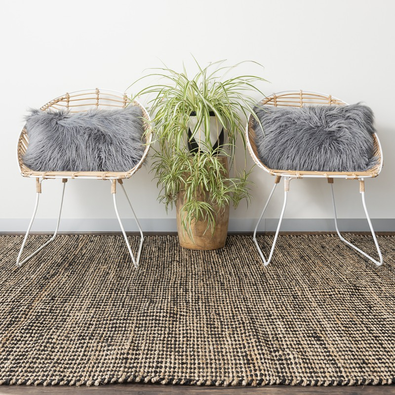 Brown Abstract Contemporary Online Rugs