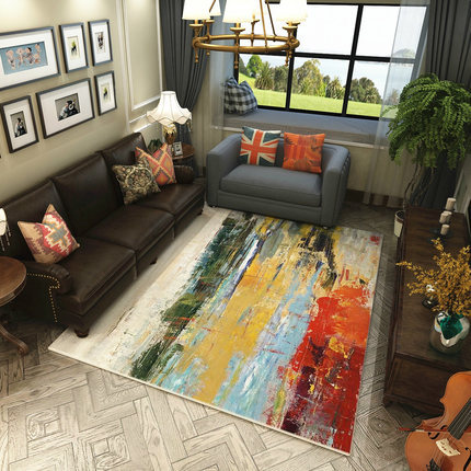Modern Abstract Rug Melbourne
