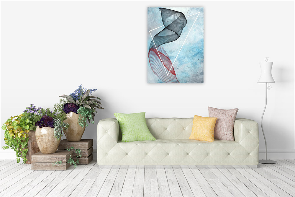 Contemporary Canvas Print
