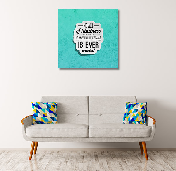 Act of Kindness Art Prints