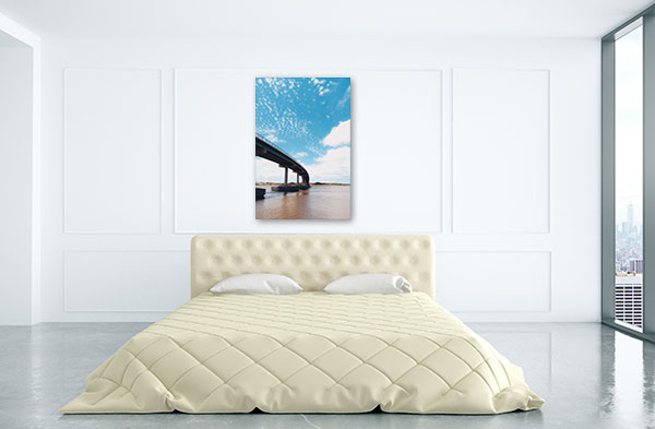 Adelaide Wall Art Print Bridge Beach Island