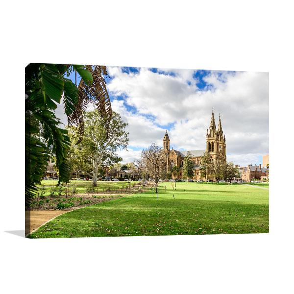 Adelaide Art Print Pennington Gardens