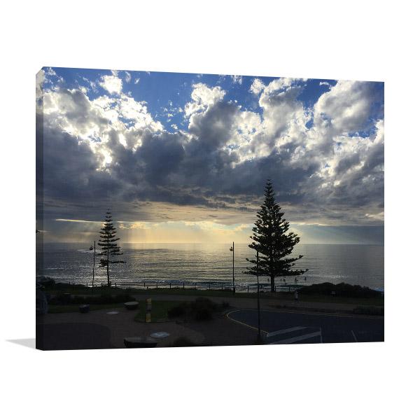 Adelaide Art Print Southern Beach
