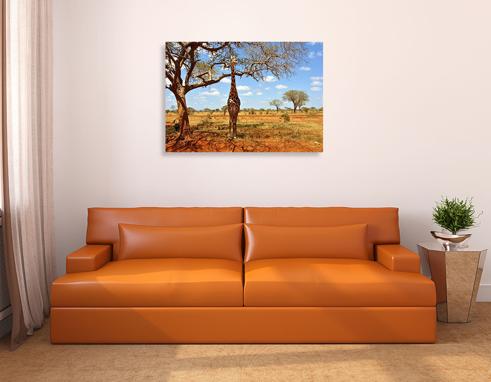 Canvas Print Living Room