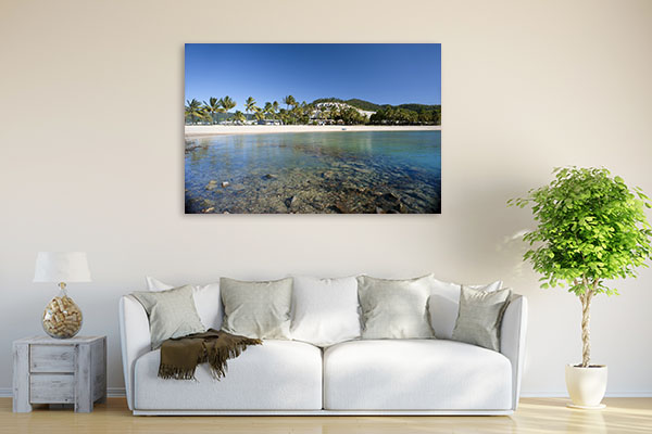 Airlie Beach Art Print Queensland View Artwork
