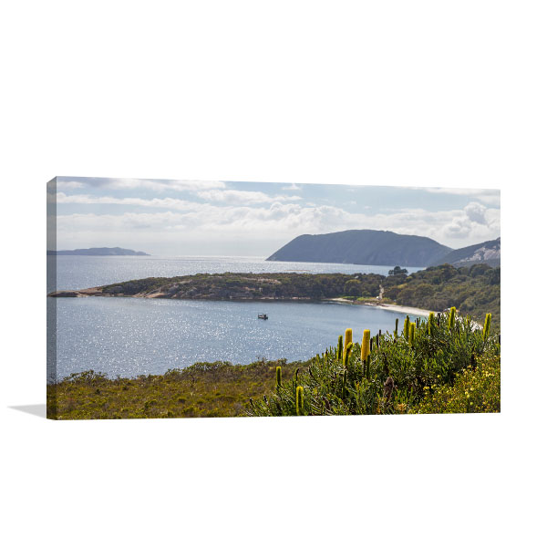 Albany Canvas Art Print Goodes Beach