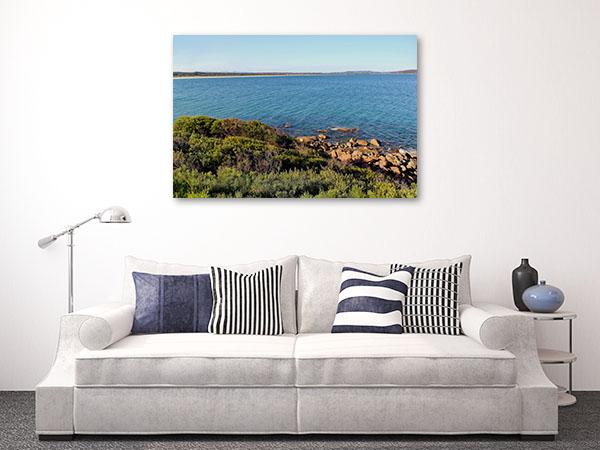 Albany Perth Art Print King George Beach Canvas Wall Art