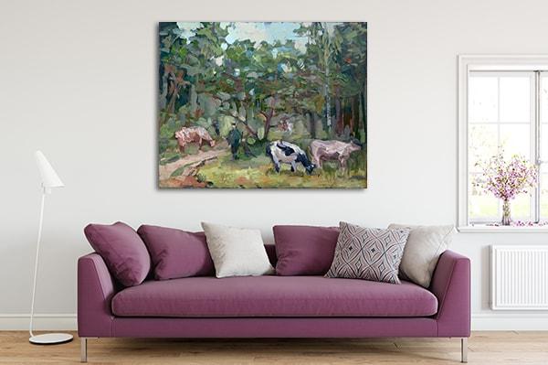 Animal Farm Art Prints
