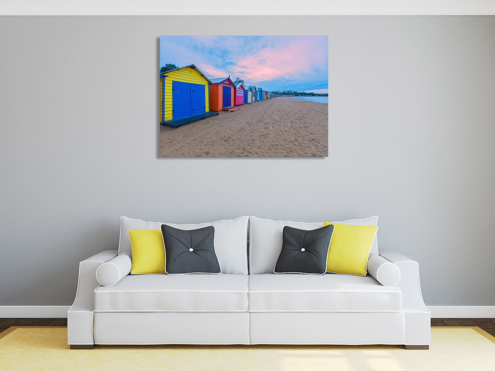 Canvas Print Australia Seascape