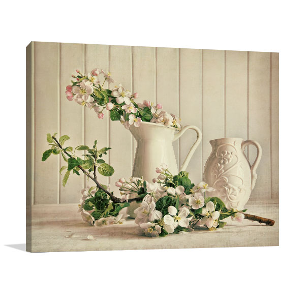 Apple Blossom Canvas Art Prints