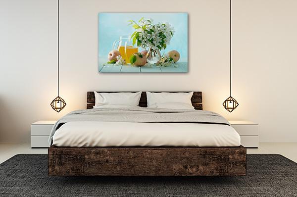 Apple Juice Still Life Art Prints