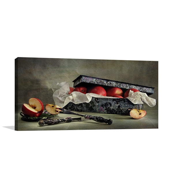 Apples Canvas Art