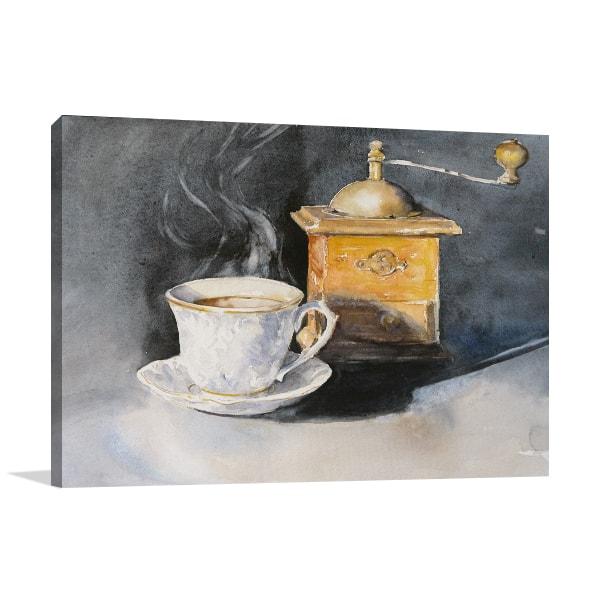 Aromatic Coffee Wall Art