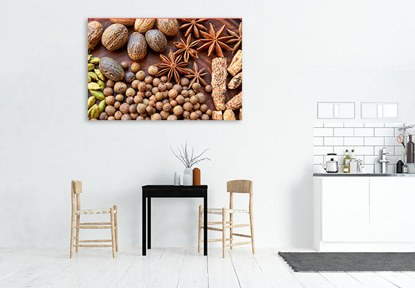 Aromatic Spices Artwork