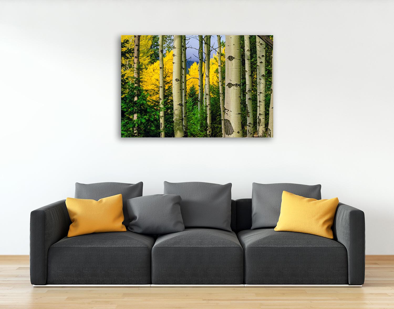 Landscape Nature Canvas Art Print