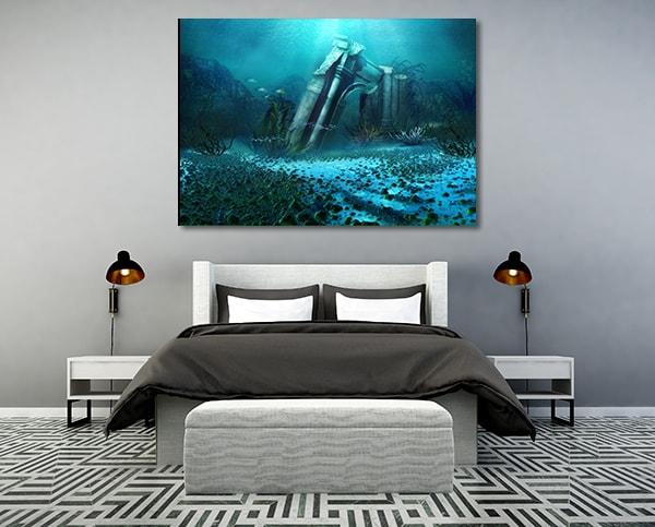 Atlantis Artwork