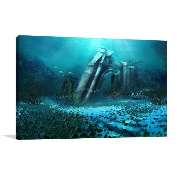 Atlantis Wall Art