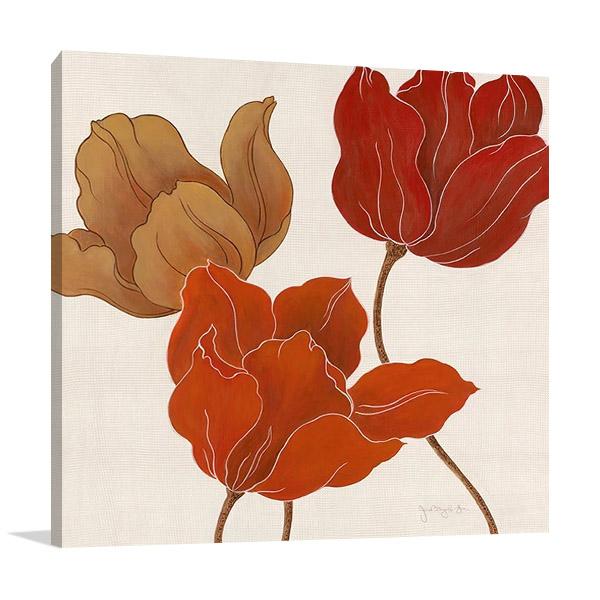 Austin's Tulips-i Prints | Tava Studios