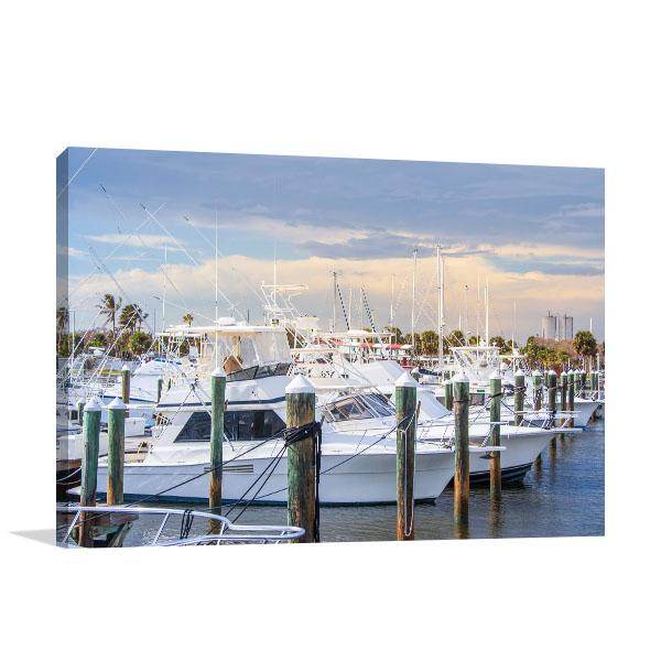 Australia Art Print Yacht Club