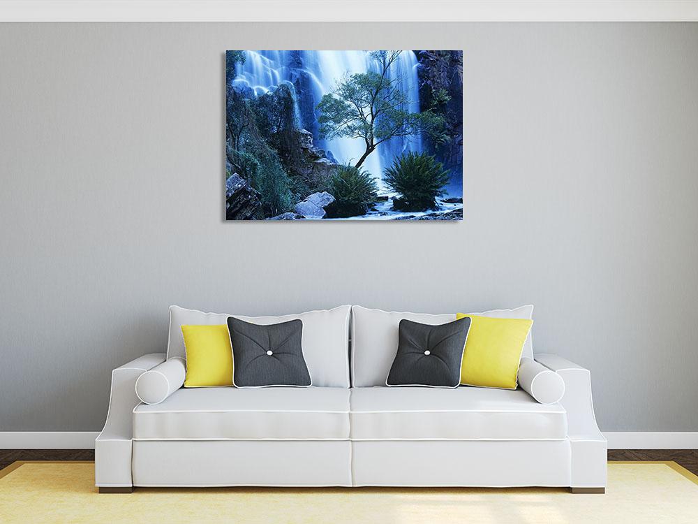 Nature Photography Australia Canvas Print