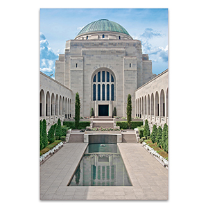 Australian War Memorial Wall Art Print